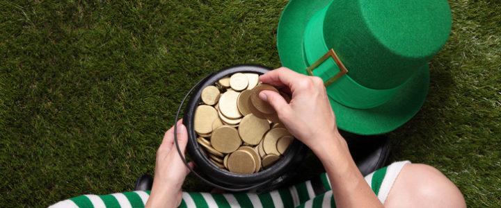 Find a Pot of Gold this St. Patrick's Day in Bryan with Colony Park
