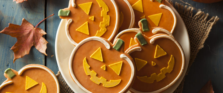 Halloween Treat Ideas with Kroger