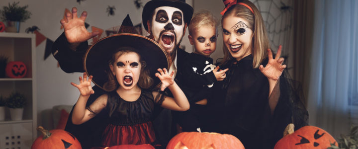 Halloween Costume Ideas with Colony Park Retail