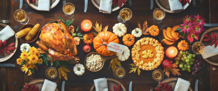 Celebrate Thanksgiving 2020 by Preparing for the Holiday Season at Colony Park